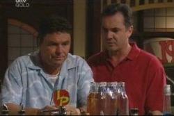 Joe Scully, Karl Kennedy in Neighbours Episode 4022
