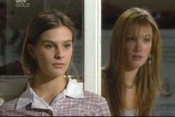 Tahnee Coppin, Nina Tucker in Neighbours Episode 4022