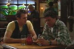 Stuart Parker, Joe Scully in Neighbours Episode 4022