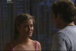 Felicity Scully, Marc Lambert in Neighbours Episode 4022