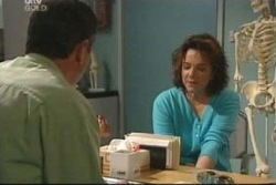 Karl Kennedy, Lyn Scully in Neighbours Episode 4023