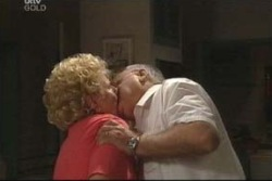 Valda Sheergold, Harold Bishop in Neighbours Episode 4023