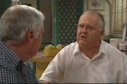 Harold Bishop, Lou Carpenter in Neighbours Episode 4024