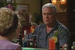 Lou Carpenter in Neighbours Episode 4024