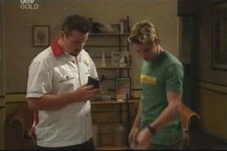 Toadie Rebecchi, Tad Reeves in Neighbours Episode 4025