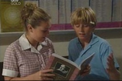 Michelle Scully, Boyd Hoyland in Neighbours Episode 4025