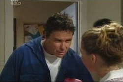Joe Scully, Michelle Scully in Neighbours Episode 4025