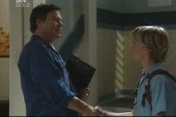 Joe Scully, Boyd Hoyland in Neighbours Episode 4025