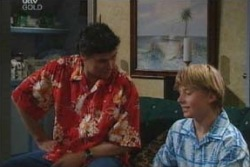 Joe Scully, Boyd Hoyland in Neighbours Episode 4026