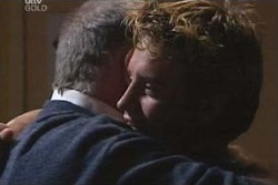 Harold Bishop, Tad Reeves in Neighbours Episode 4027