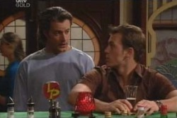 Drew Kirk, Stuart Parker in Neighbours Episode 4027