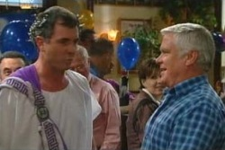 Karl Kennedy, Lou Carpenter in Neighbours Episode 4029