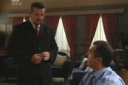 Toadie Rebecchi, Karl Kennedy in Neighbours Episode 4030