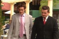 Marc Lambert, Toadie Rebecchi in Neighbours Episode 4030