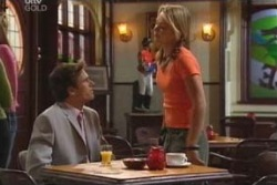 Marc Lambert, Steph Scully in Neighbours Episode 4030