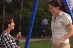 Susan Kennedy, Ben Kirk, Karl Kennedy, Libby Kennedy in Neighbours Episode 4031