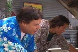 Joe Scully, Drew Kirk in Neighbours Episode 4031