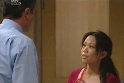 Karl Kennedy, Dr Karen Cheung in Neighbours Episode 4031