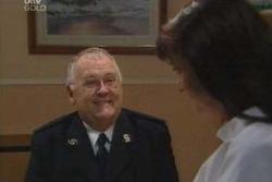 Harold Bishop, Susan Kennedy in Neighbours Episode 4031