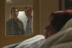 Darcy Tyler, Karl Kennedy, Susan Kennedy in Neighbours Episode 4032