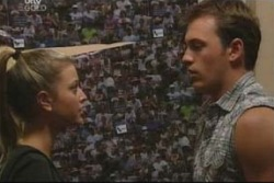 Stuart Parker, Felicity Scully in Neighbours Episode 4033