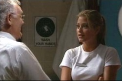 Harold Bishop, Felicity Scully in Neighbours Episode 4034