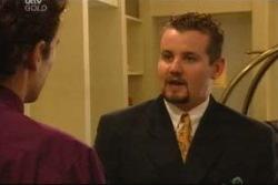 Marc Lambert, Toadie Rebecchi in Neighbours Episode 4034