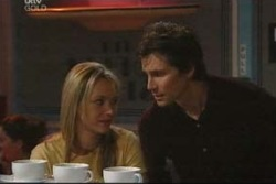 Darcy Tyler, Steph Scully in Neighbours Episode 4035