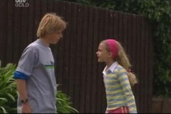 Boyd Hoyland, Summer Hoyland in Neighbours Episode 4035
