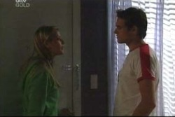 Felicity Scully, Marc Lambert in Neighbours Episode 4036