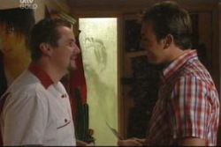 Toadie Rebecchi, Stuart Parker in Neighbours Episode 4036