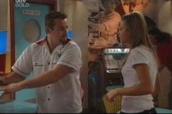 Toadie Rebecchi, Felicity Scully in Neighbours Episode 4036