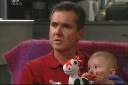 Karl Kennedy, Ben Kirk in Neighbours Episode 4037