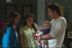 Susan Kennedy, Libby Kennedy, Ben Kirk, Drew Kirk in Neighbours Episode 4037