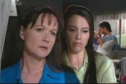 Susan Kennedy, Libby Kennedy, Drew Kirk in Neighbours Episode 4037