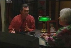 Karl Kennedy, Rosie Hoyland in Neighbours Episode 4038