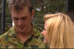 Stuart Parker, Dee Bliss in Neighbours Episode 4038