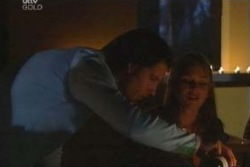 Drew Kirk, Steph Scully in Neighbours Episode 4039