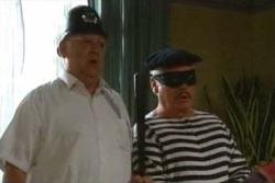 Harold Bishop, Lou Carpenter in Neighbours Episode 4040