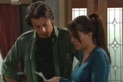 Drew Kirk, Libby Kennedy in Neighbours Episode 4042