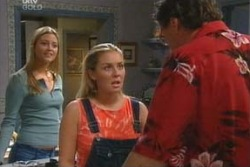 Felicity Scully, Michelle Scully, Joe Scully in Neighbours Episode 4042