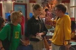 Boyd Hoyland, Nina Tucker, Connor O