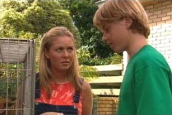Michelle Scully, Boyd Hoyland in Neighbours Episode 4042