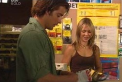 Drew Kirk, Steph Scully in Neighbours Episode 4042