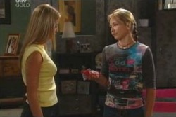 Felicity Scully, Steph Scully in Neighbours Episode 4043