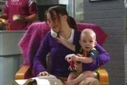 Libby Kennedy, Ben Kirk in Neighbours Episode 4044