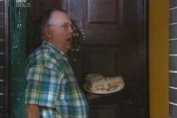 Harold Bishop in Neighbours Episode 4044