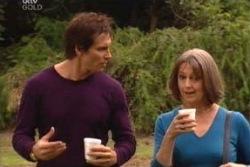 Darcy Tyler, Carmel Tyler in Neighbours Episode 4045
