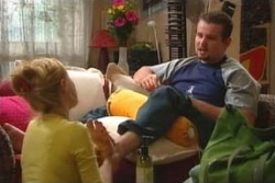 Dee Bliss, Toadie Rebecchi in Neighbours Episode 4045