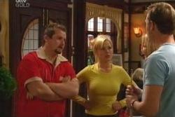 Toadie Rebecchi, Dee Bliss, Stuart Parker in Neighbours Episode 4045